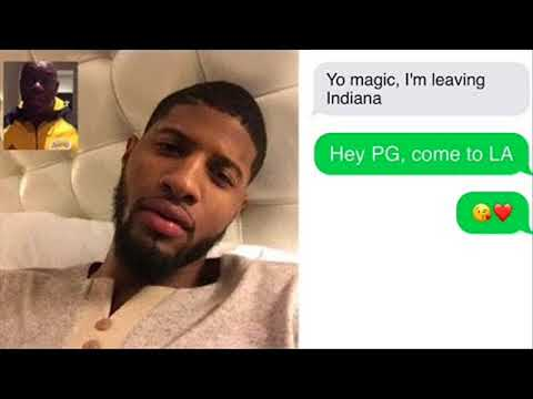 Indiana Pacers file tampering charges against Magic and the Lakers for Paul George