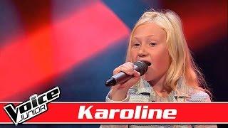 Karoline synger: Rasmus Seebach –