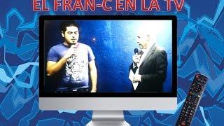 El Fran-c - En La Tv, Canal 15 Zacatecas (14-Nov-2015)