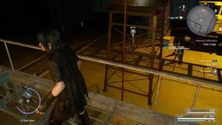 Final Fantasy 15 Track Caligo imperial Infiltration Quest