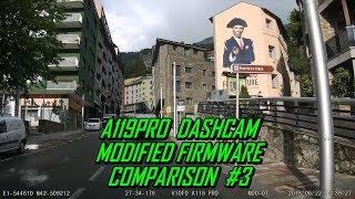 VIOFO A119PRO Dash Cam MODs World Tour #3