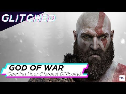 God of War opening hour on hardest difficulty
