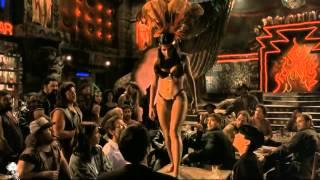 Salma Hayek Snake Dance HD