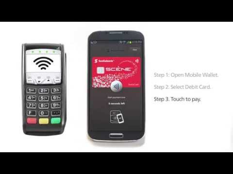 Scotiabank - My Mobile Wallet