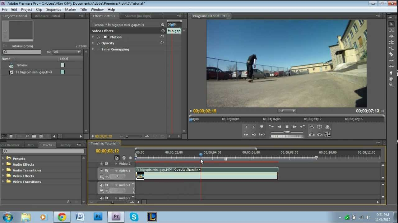 How to Delete Part of a Video in Adobe Premiere Pro