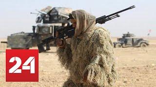 Lính bắn tỉa Nga tiêu diệt trực thăng từ cuộc phục kích
