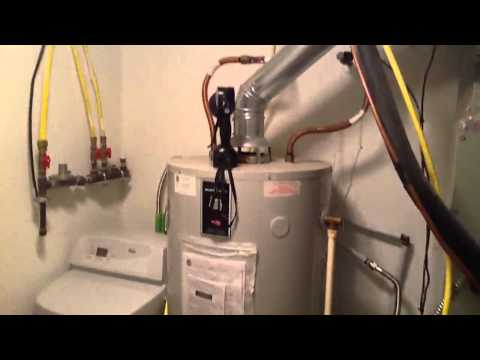 morton water softener hook up