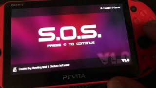 PS Vita Hacks!! Fix VitaShell on 3.65 HENKaku Enso with SOS