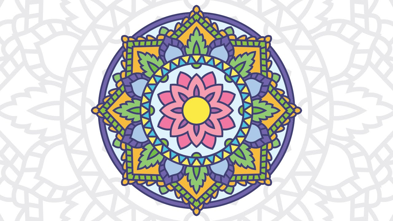 How to make Vector Mandalas in Illustrator using MirrorMe Plugin