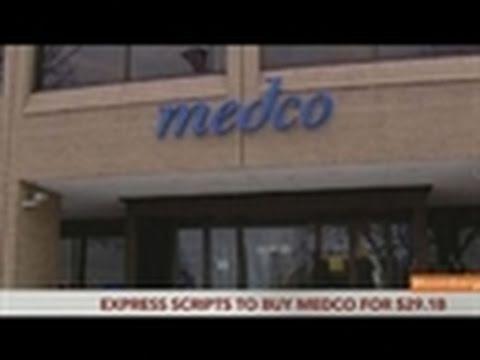 Medco express scripts phone