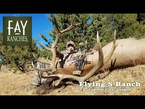 Oregon Hunting Property For Sale | Flying S Ranch | Canyon City, OR