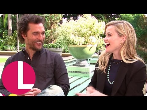 Reese Witherspoon Had to Quit a Film Due to Her Terrible Scottish Accent | Lorraine
