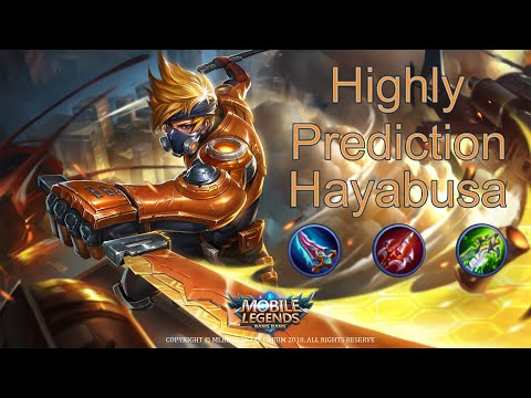 Highly Prediction Is Needed With Hayabusa To Deal Max Damage | Mobile Legends Bang Bang | SPHYNX