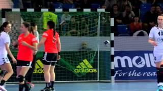 Женская сборная России по гандболу после двух побед в Астрахани поедет на Олимпиаду(, 2016-03-20T10:33:48.000Z)