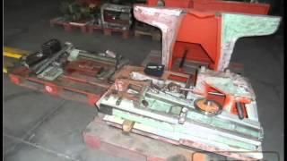 Máquinas para Madeira - Garlopa c/furador e afiador Pinheiro …