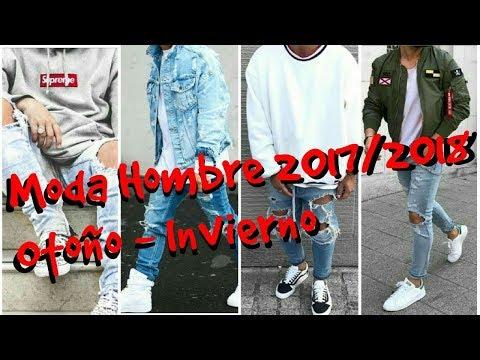 MODA HOMBRE OTOÑO - INVIERNO 2017/2018 (Street & Urban Wear Style) (Parte 1)