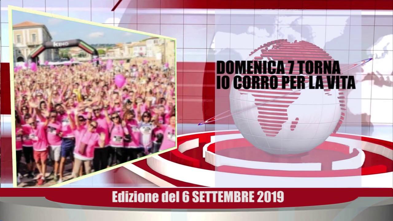 Velluto Senigallia Tg Web del 06 09 2019