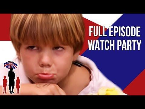 Season 1 Episode 3 Watch Party   Full Episode   Supernanny