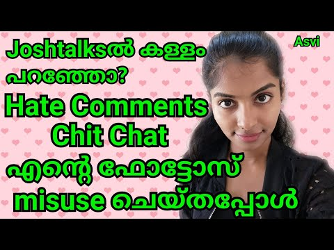 Chit Chat|Hate Comments|About Sponsored Video|Clearing All Doubts|Malayali Vlogger|Asvi Malayalam