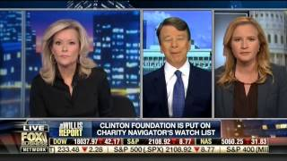 Liz Harrington Discusses The 'slush Fund' Clinton Foundation On The Willis Report