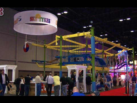 Ropes Courses, Inc. at IAAPA 2015