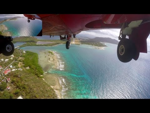 Caribbean Mooney Flying #2.3 - St Thomas to Beef Island
