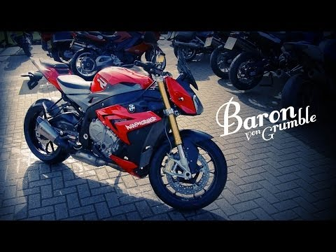 BMW S1000R Naked Review