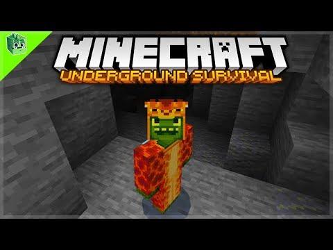 The Dream Start! - Minecraft Underground Survival Guide (1)