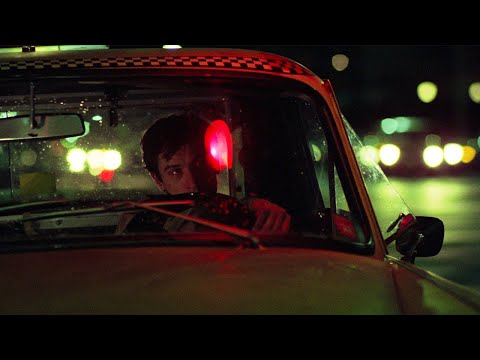 Taxi Driver - Music Video - New York City in 1976