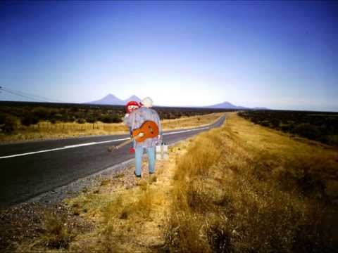 Ich bin ein Tramp - mein Zuhause ist die Welt  (Sunny Abendstern) - Country- + Trampersong