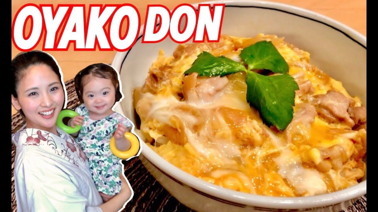 OYAKODON/JAPANESE COOKING