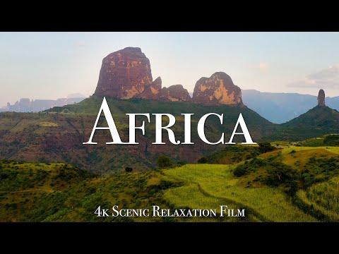 Africa 4K - Scenic Relaxation Film