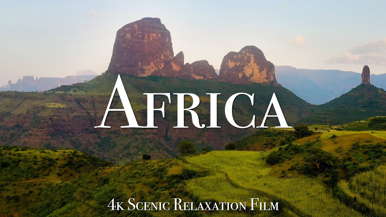 Download Africa 4K - Scenic Relaxation Film With Calming Music