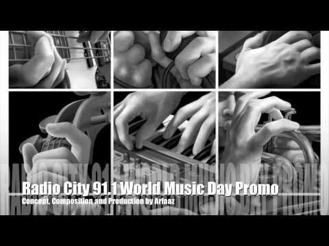 Radio City - World Music Day Promo