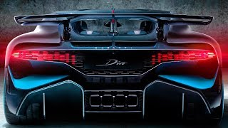 Bugatti Divo - Limited Small Series of 40 Hypercars Already Sold Out!