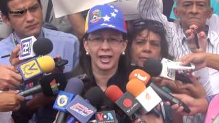 Gremio periodístico celebró su día en las calles para exigir libertad de expresión en Venezuela