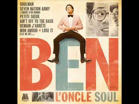 Ben L'Oncle Soul, Soulman (English Version) with Lyrics
