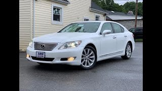2012 Lexus LS460L AWD:  under $20000 these are a blue chip choice