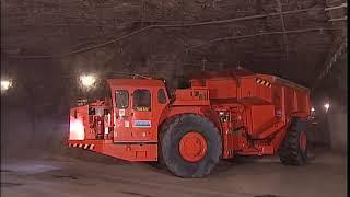 Finsch Diamond Mine Overview