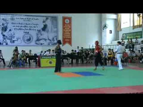 64kg Vo co truyen Vietnam-Vietnam traditional martial arts 1
