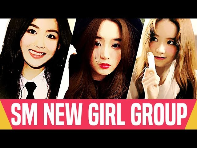 SM New Girl Group 2018 | SR18G