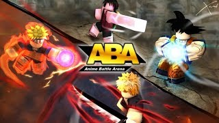 ANIME BATTLE ARENA IS HERE!! ROBLOX ANIME BATTLEGROUNDS!!