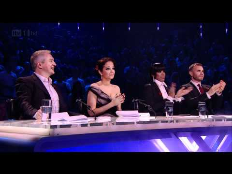 """Amelia Lily """"The Show Must Go On """" X Factor 2011 Live Show 6"""