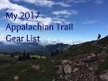 2017 Appalachian Trail Backpack Explosion