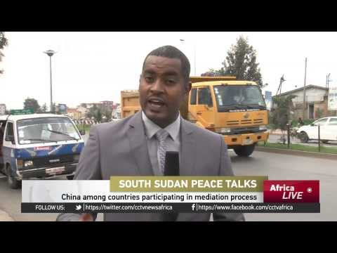 South Sudan peace talks in Addis Ababa
