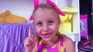 Alicia quiere ser amiga de un monstruo debajo de la cama