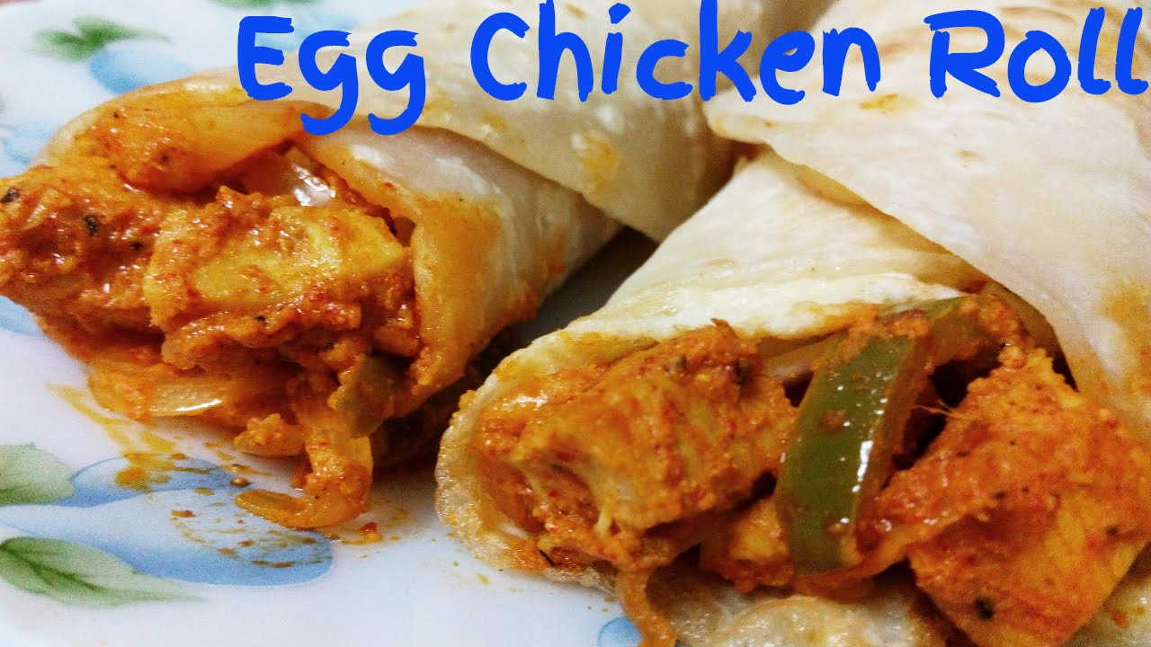 Chicken roll recipe egg chicken kathi roll chicken frankie chicken roll recipe egg chicken kathi roll chicken frankie chicken wrap kolkata kathi roll youtube forumfinder Image collections