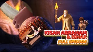 "Animasi Alkitab ""KISAH ABRAHAM & ISHAK"" FULL VIDEO  - Superbook Indonesia"