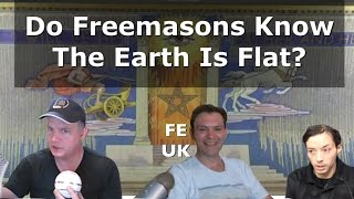 Flat Earth United Kingdom - Do Freemasons Know The Earth Is Flat?