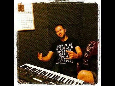 Desert - Studio Diary Pt.4 - Keyboards Recording Session 2014